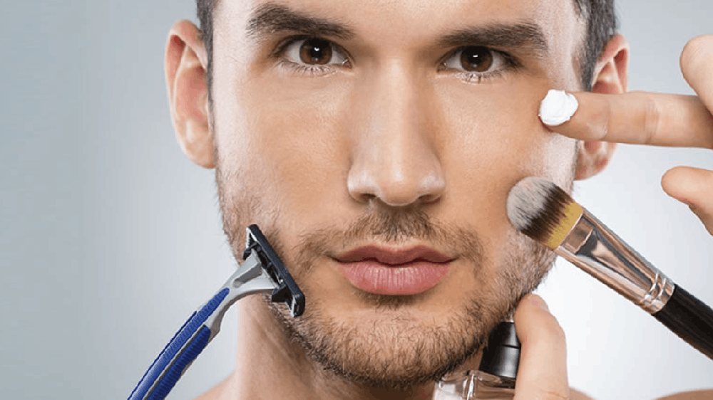 Male Grooming- A Market to Fix the Gaze On