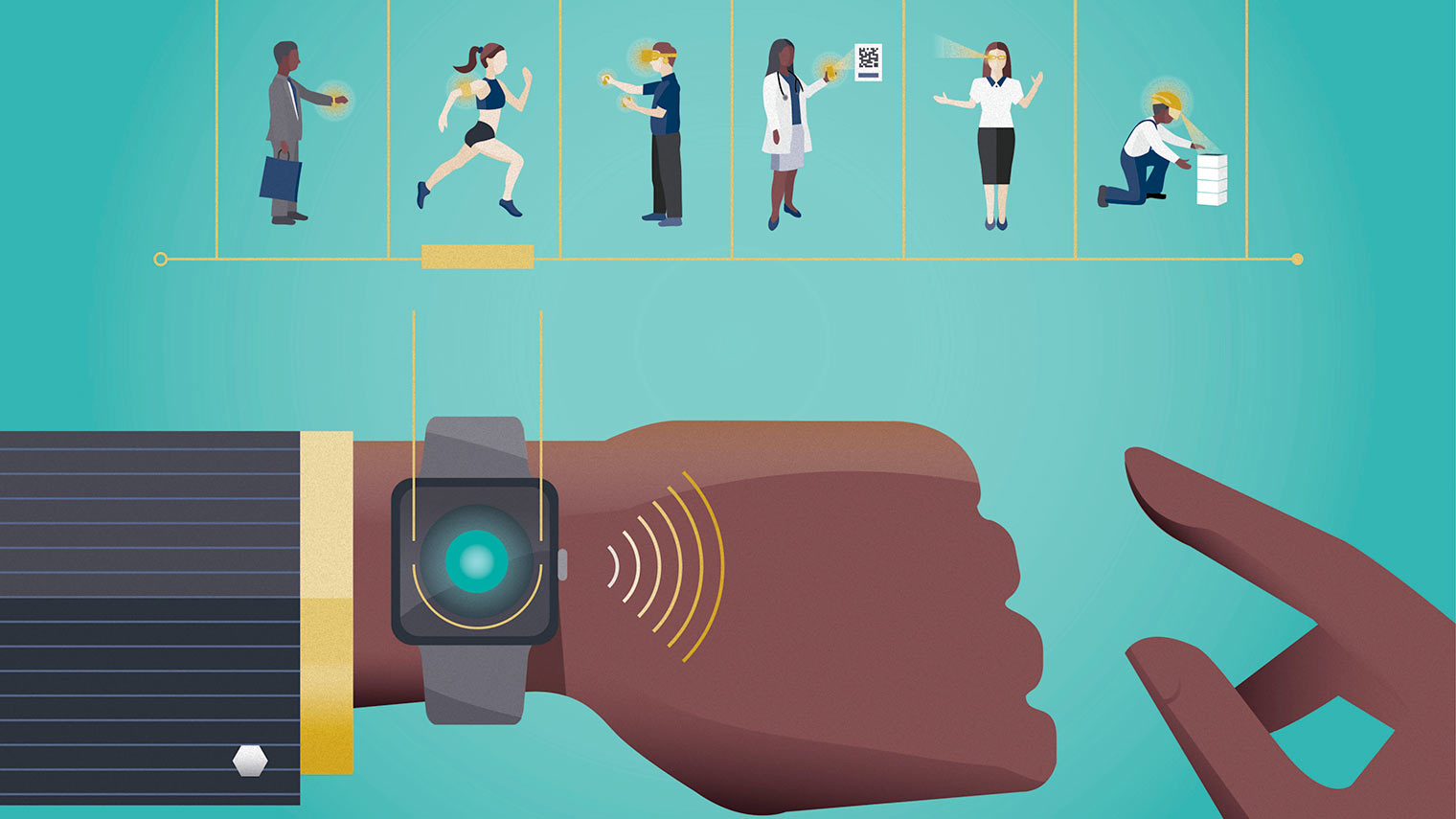 How Health-Tech Wearables Come Along With Data Privacy Concern