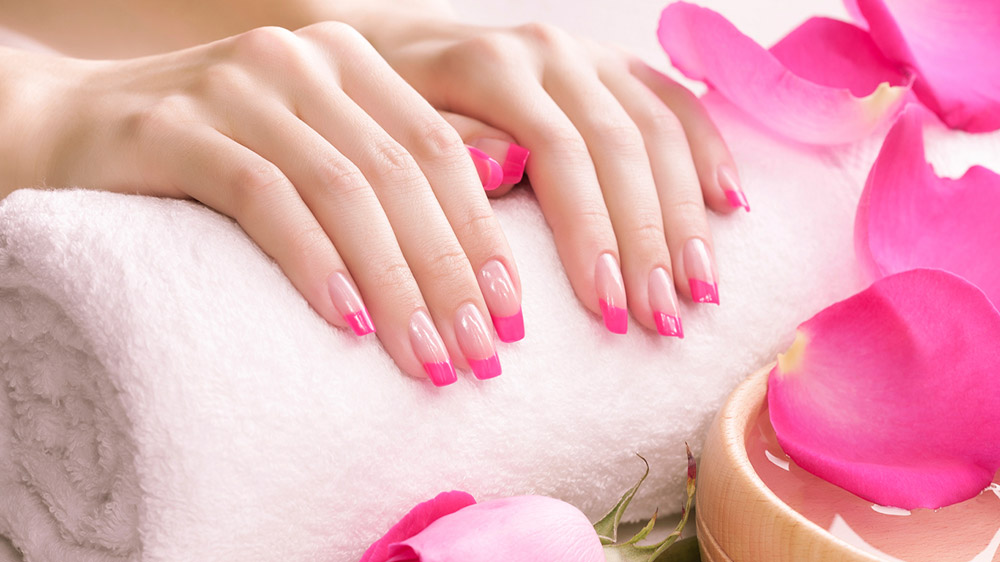 nail salons in India
