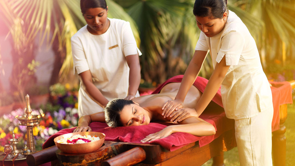 Ayurvedic spa and centres