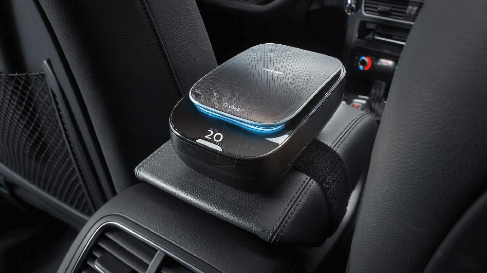 How Amway Is Contributing Towards Tackling Air Pollution With Its Car Air Purifier