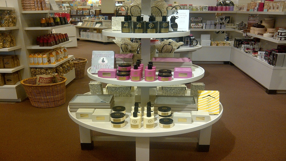 role of visual merchandising in store