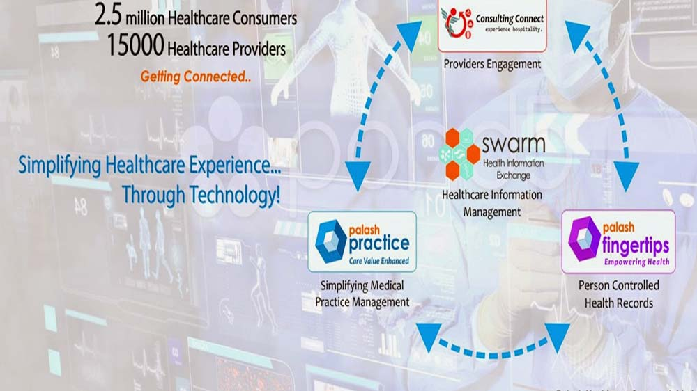 Healthcare biggies join Palash Swarm HIE