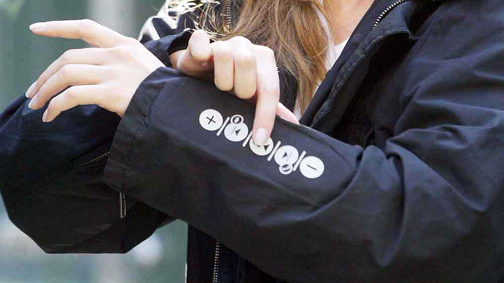 After health apps and gadgets smart clothes will now for Dress your gadget