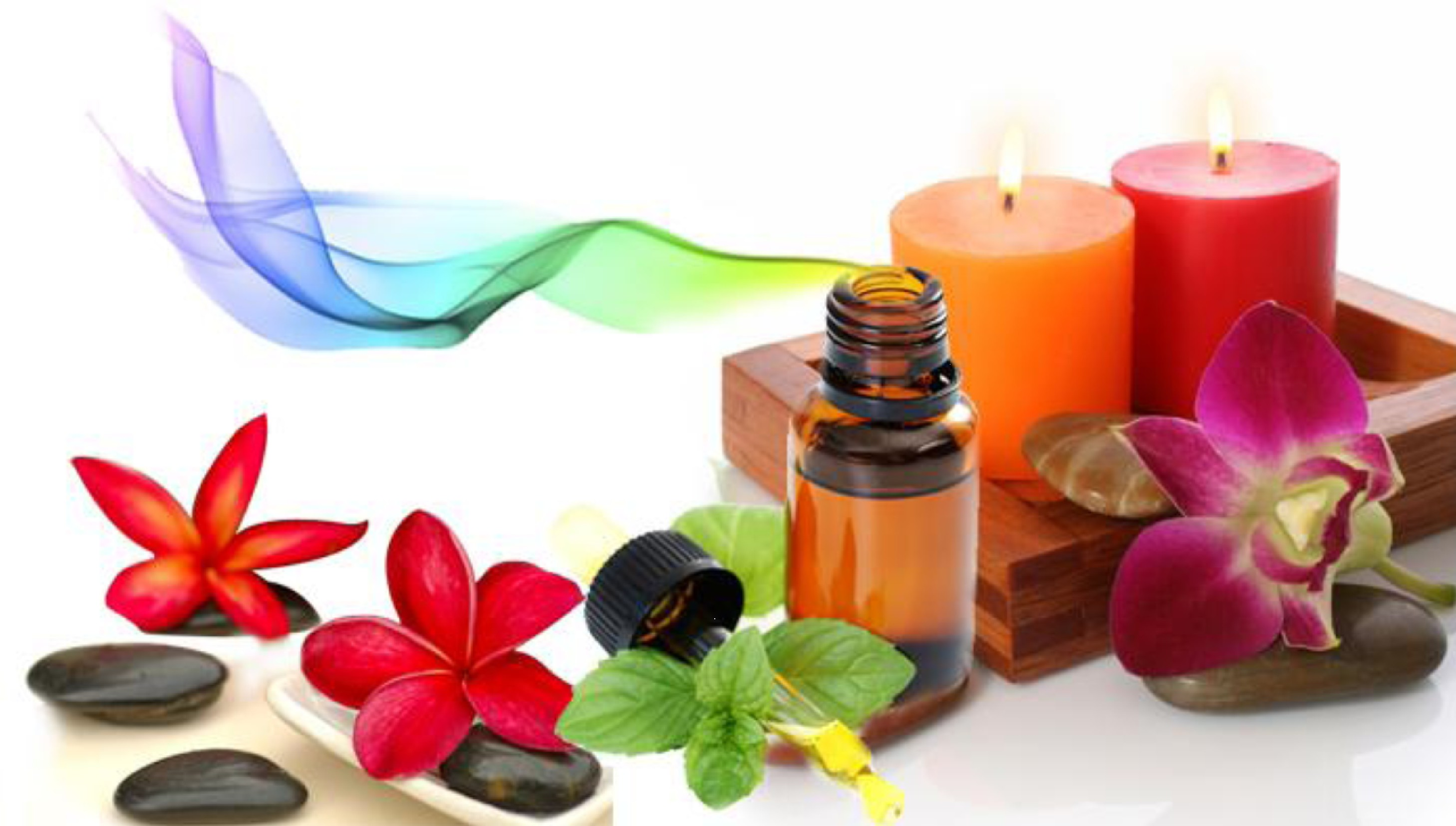 Aromatherapy- Soothing through Fragrance