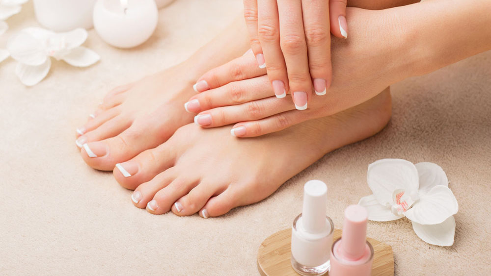 Water less Manicure and Pedicure- Evolution of Services