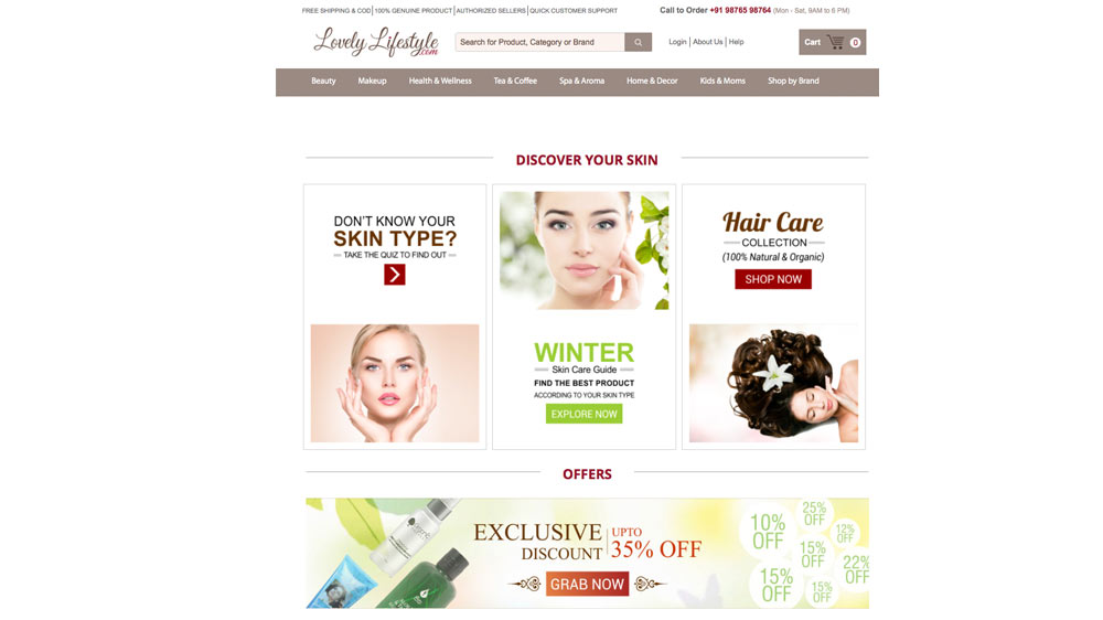 Conglomerate Lovely Group forays into premium product category with LovelyLifestyle.com
