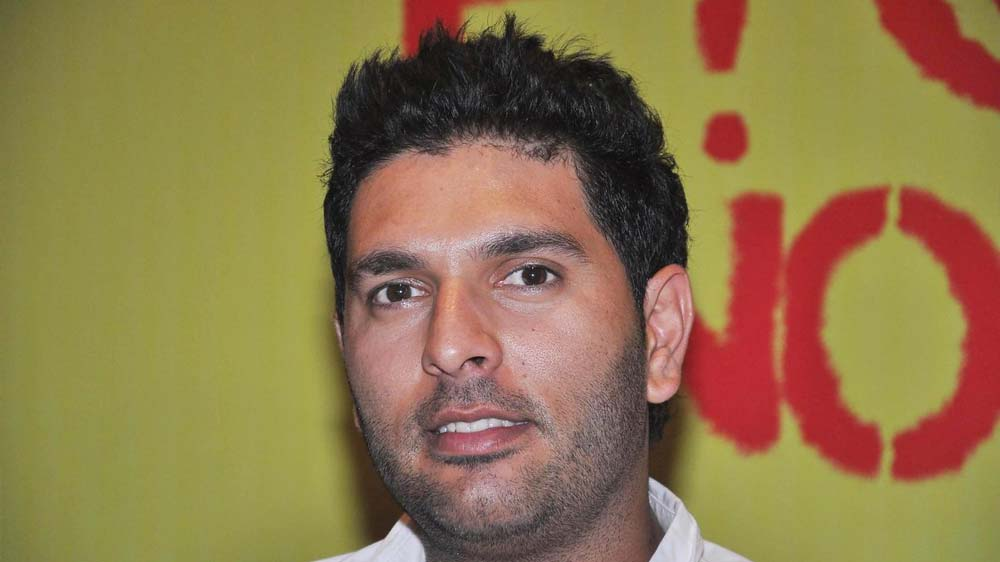 Cricketer Yuvraj Singh invests in beauty and wellness platform Vyomo
