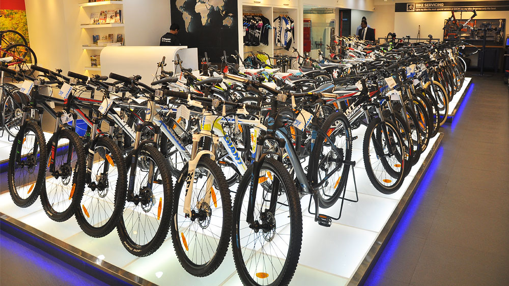 Delhi showcases 3-day International Bicycle and Fitness expo