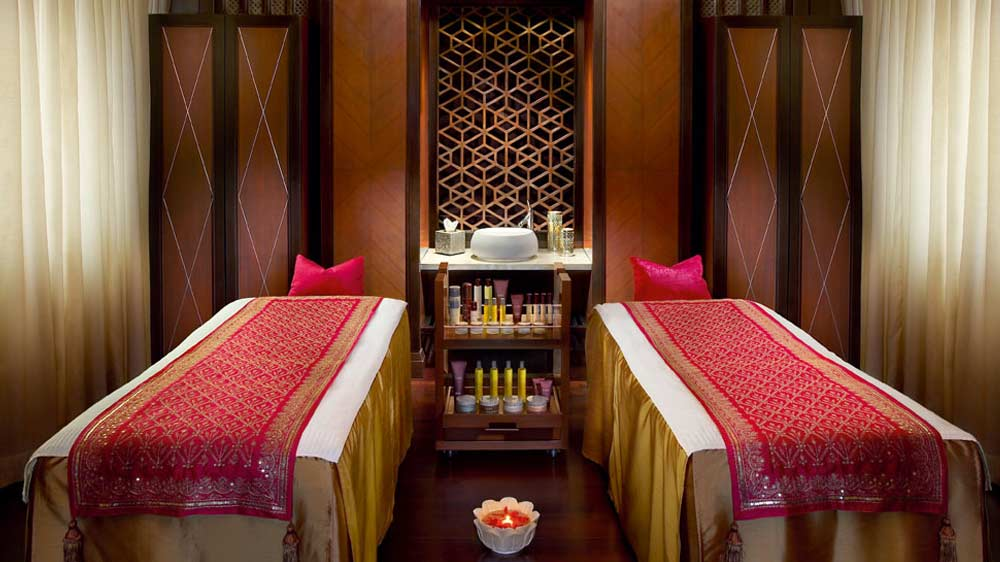 ESPA tent spa: Exclusive tent and haveli design model for spas to follow
