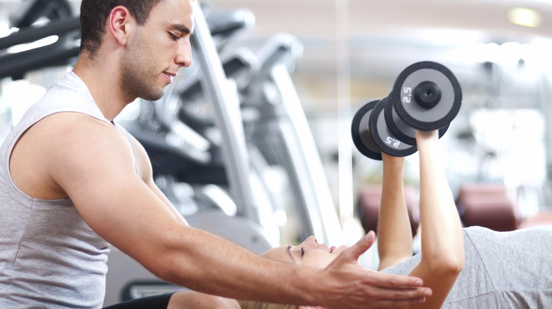 ​How to be a fitness trainer