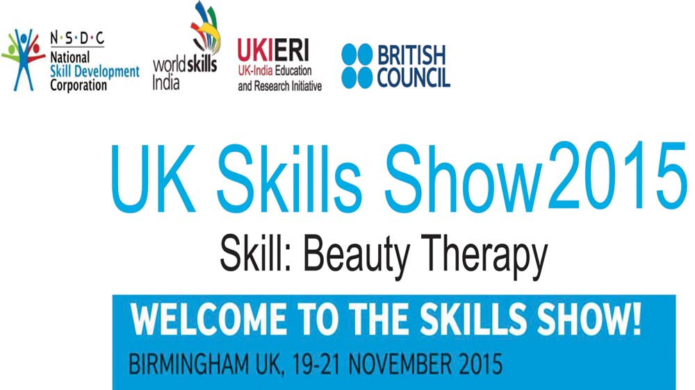 Four-beauty-Wellness-professionals-to-represent-India-at-UK-Skills-Show-2015