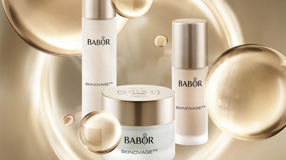 German Beauty Pioneer Babor launches Intensifier Moisture Plus Serum