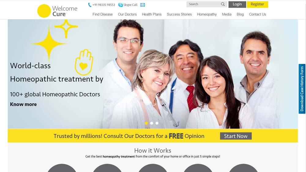 Healthcare start-up Welcome Cure raises Rs 40 cr in Pre Series A Funding from angel investors