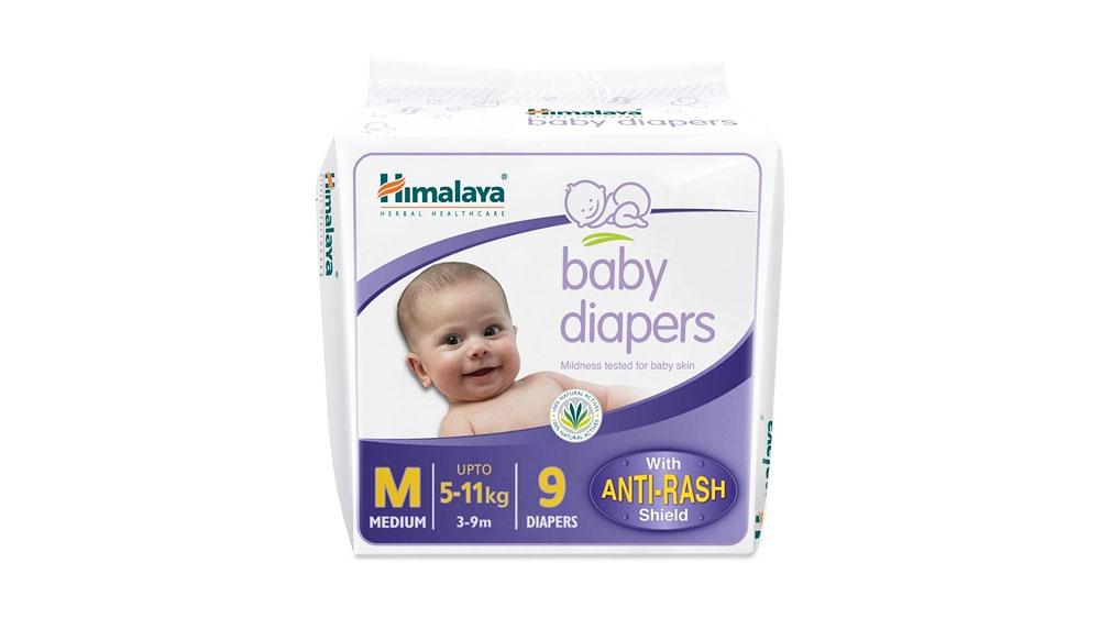 Herbal healthcare major Himalaya enters Rs 1,500 cr baby diaper market