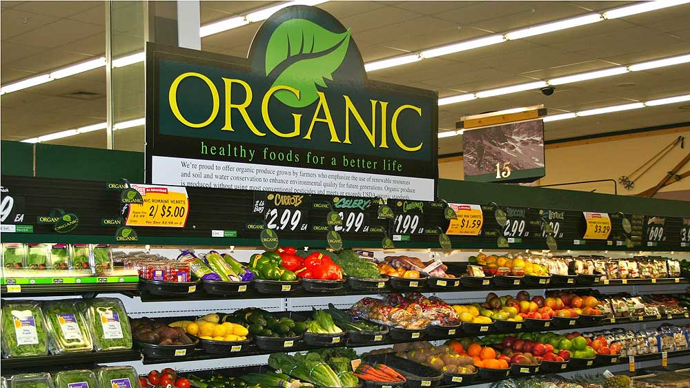 Demand For Organic Food In India