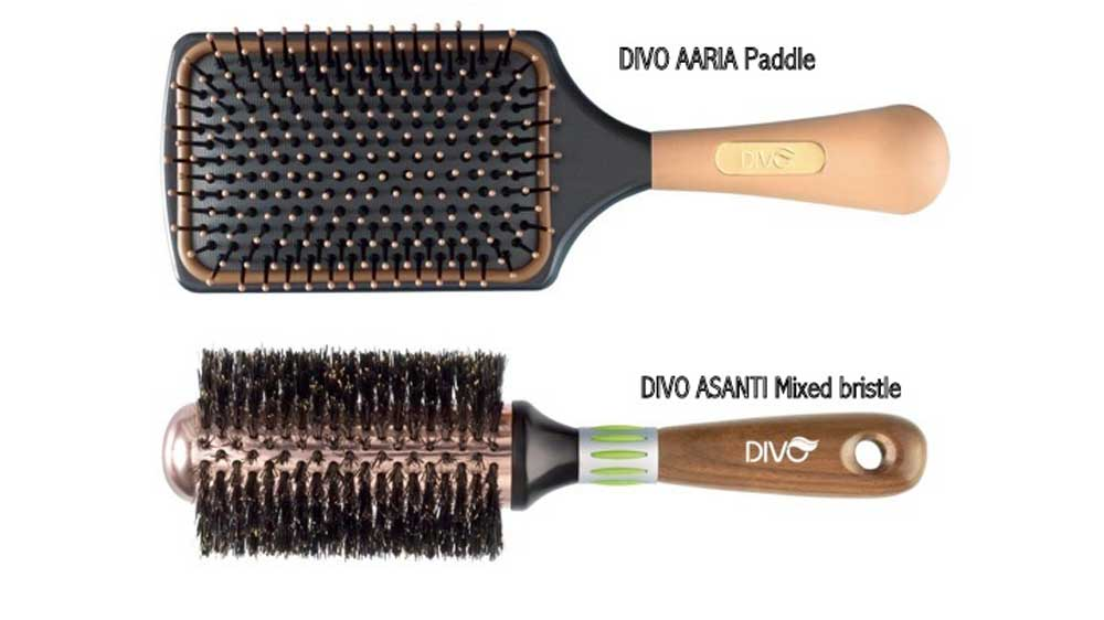 Indian Divo hair brushes and accessories brand launches Aurum luxury range