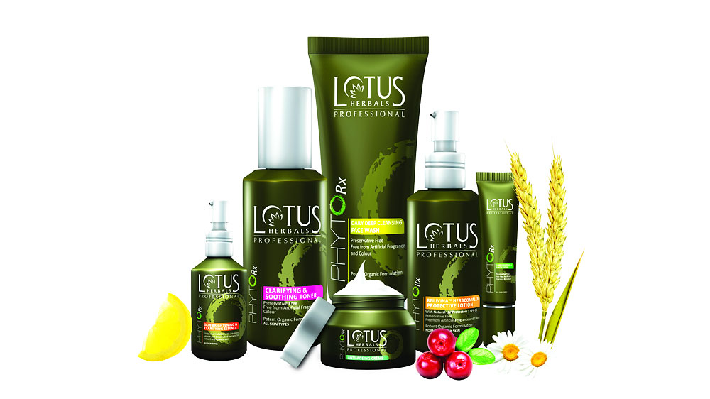 Lotus Professional Launches Its New Anti Aging Range Phtyorx