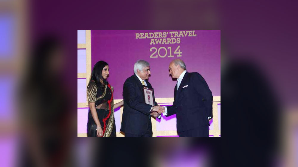 Luxury ESPA spa wins award for 'Favourite Hotel Spa in India' category