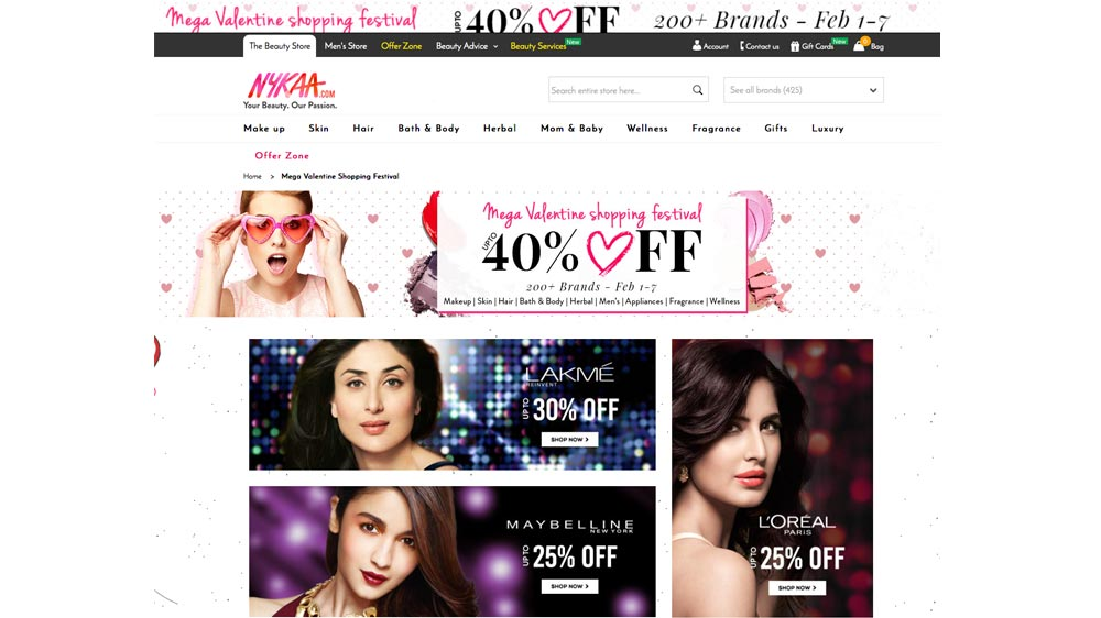 Nykaa-com-bags-US-9-5-mn-in-Series-B-Fund-to-launch-private-label