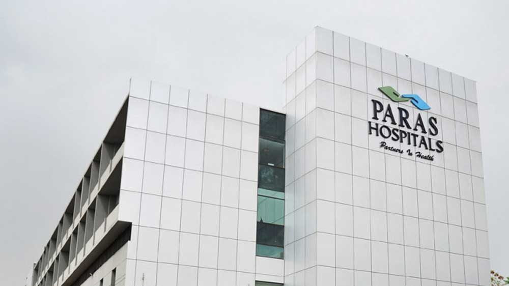 Paras Hospitals, Gurgaon collaborates with Meerut's Anand Hospital to provide orthopedic support