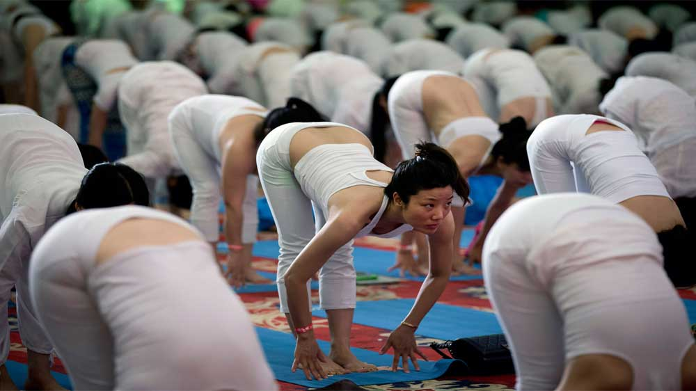 Indian Practitioners bets high on PM's Yoga moves; to grow by by 30-35% in coming years