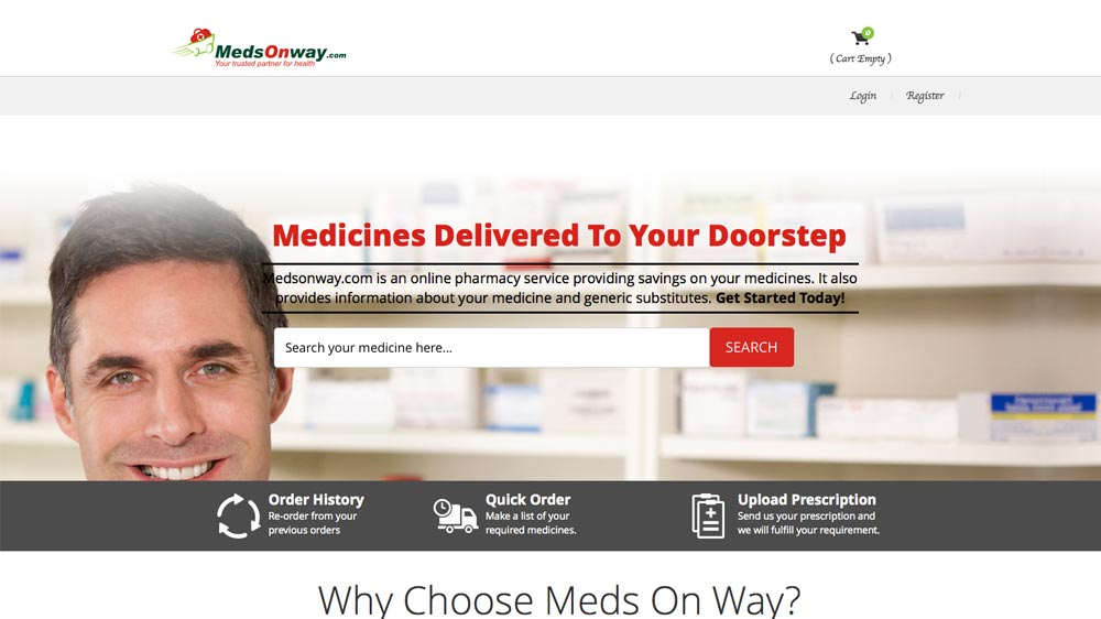 Pune-based MedsOnWay.com launches Android app to offer drugs at economical prices