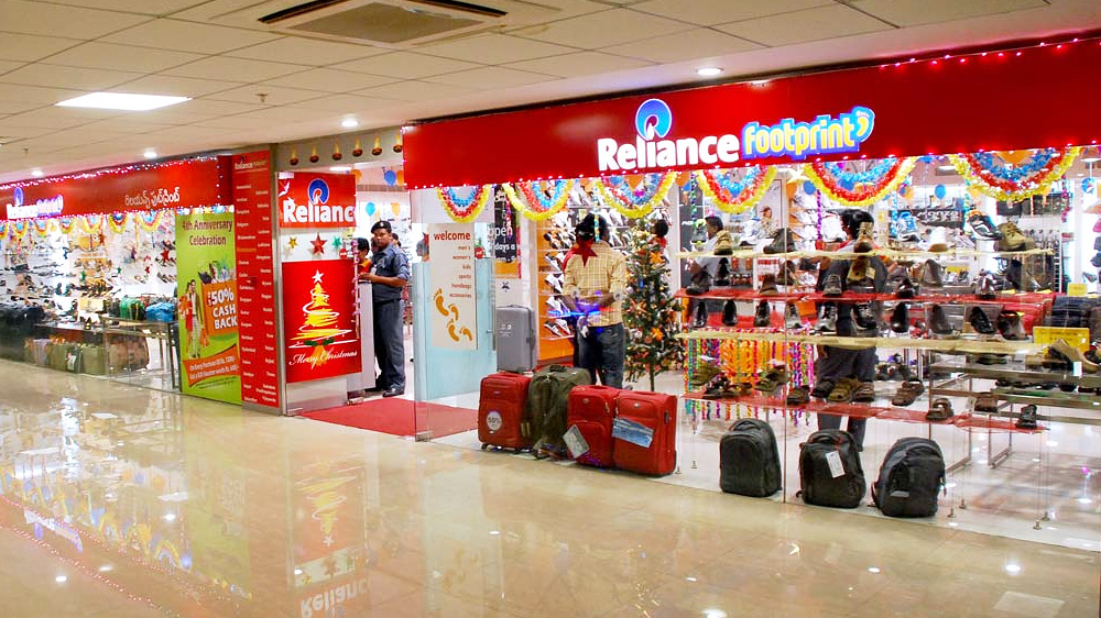 Reliance Footprint launches ASICS store in Kochi