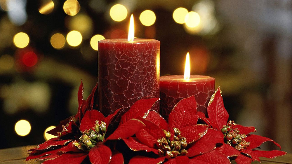 Resonance introduces therapeutic Christmas decorative candles