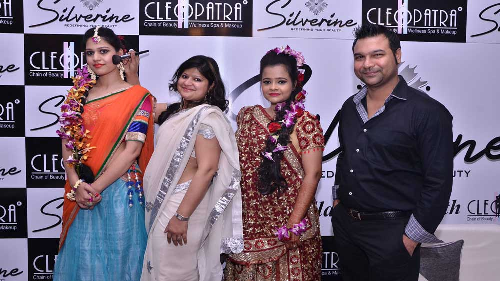 Silverine spa & salon organises spa fest 2015 in Jaipur to ward off summer woes