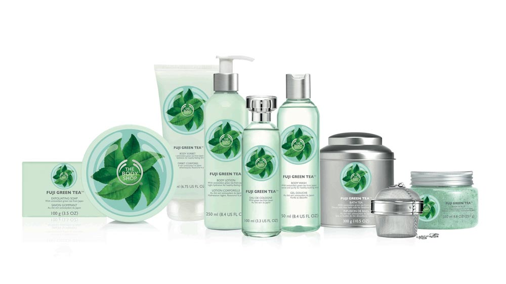 The Body Shop offers refreshing Virgin Mojito limited edition body range products