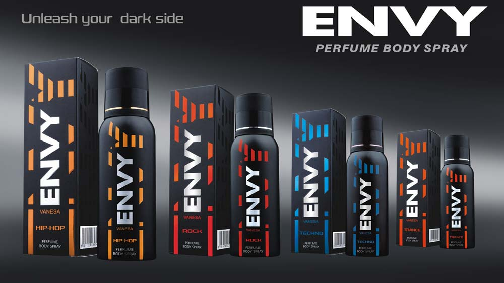 Vanesa Care introduces new ENVY After Dark Series to its deodorant range