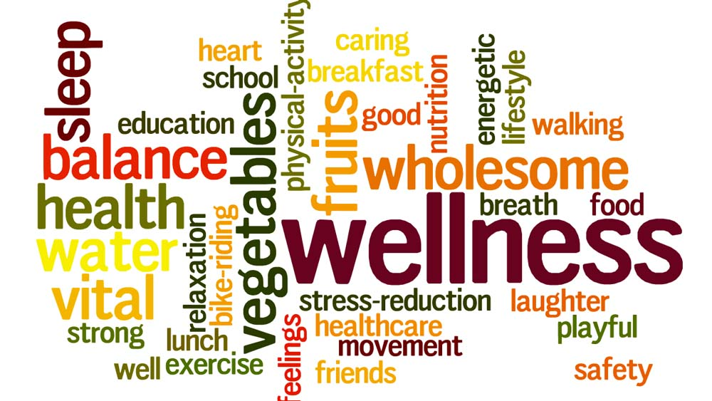 Looking forward to the 'NEW' in Wellness