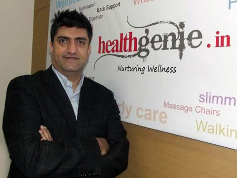 We re-engineer our platform for better traction: Manu Grover, Founder, Healthgenie
