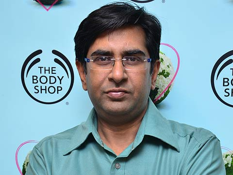 Men grooming space is new emerging market  Varun Sharma  GM  The Body Shop India