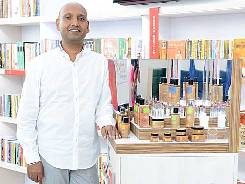 People prefer organic care over expensive cosmetics  SoulTree Founder
