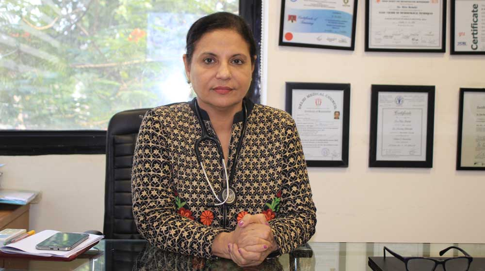Dr. Rita Bakshi Gives Insight on Declining Fertility Rate in Urban Population