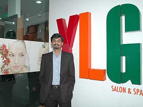 YLG has 40-50  growth in last fiscal  no constraints to open more  salons chain founder