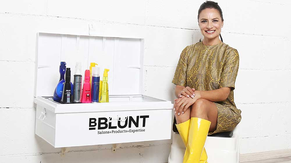 We look for a combo of youthful enthusiasm & experienced professionalism :    Adhuna Bhabani, celebrity stylist and Founder and Creative Director of BBLUNT salons