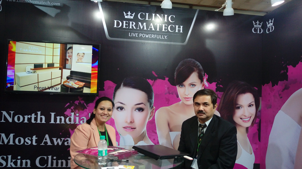 Clinic Dermatech opens to franchising