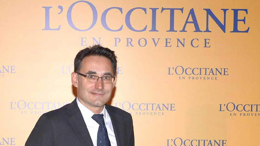 L'Occitane is leading sensoriality and natural products category :     Gilles Moutounet, Country Head of L'Occitane