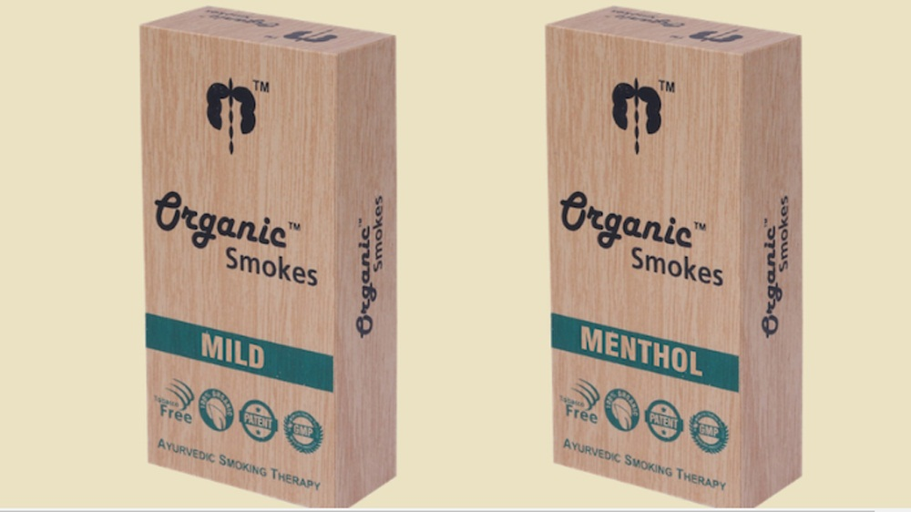 This startup has come up with Ayurvedic cigarettes that are AYUSH approved