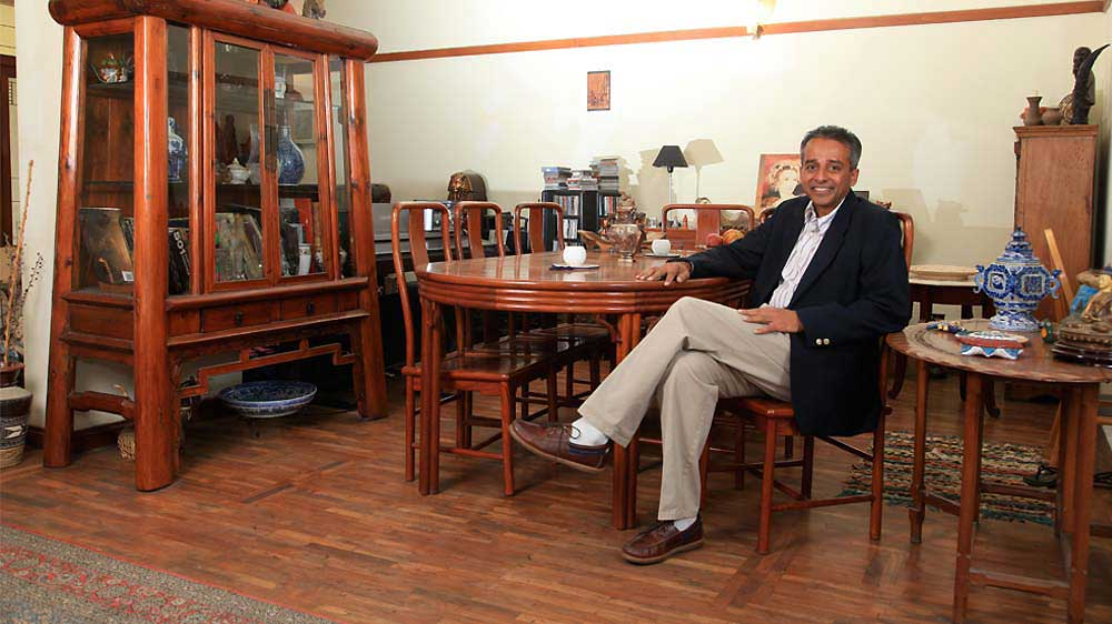 This IIM-A alumni is creating a buzz in the business of running