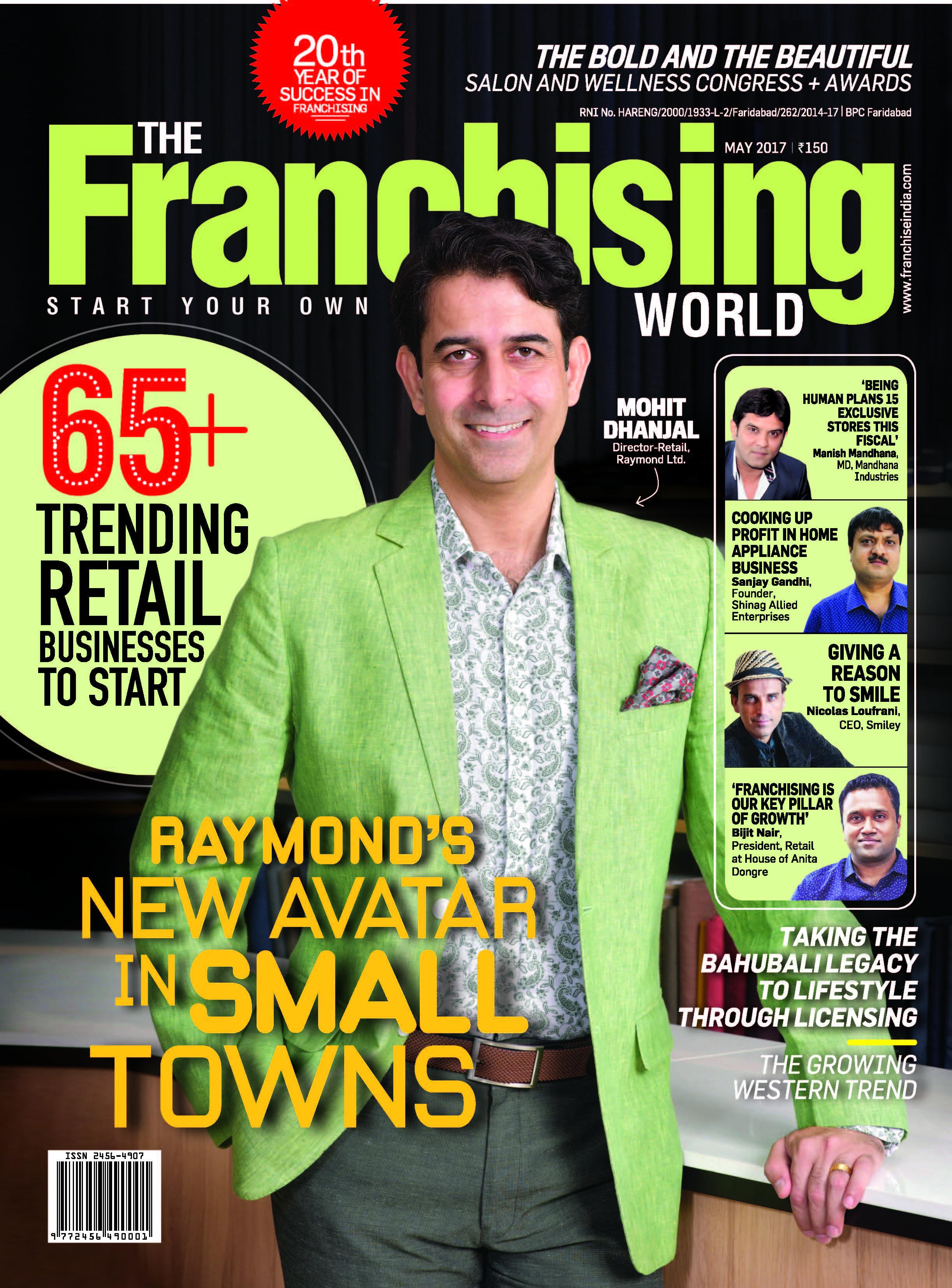 Top Franchise Magazine | Franchising World - Franchise India