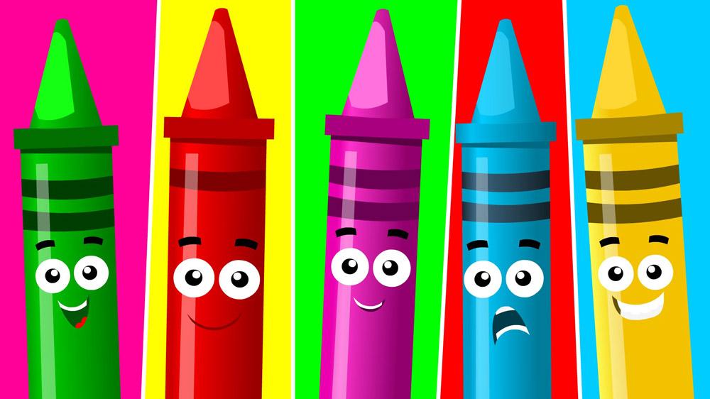 Azafran innovacion launches non-toxic organic crayons
