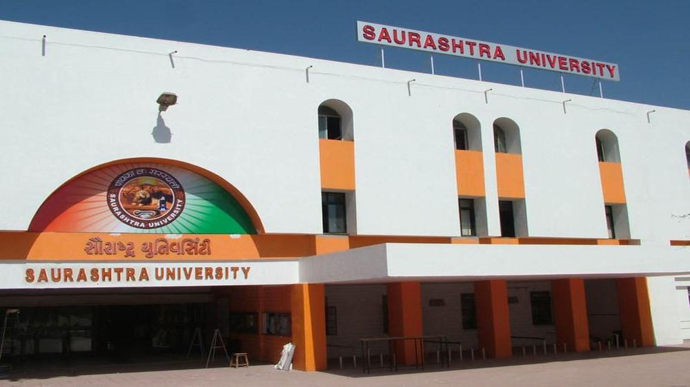Saurashtra University plans bridge course enhance jobs for students