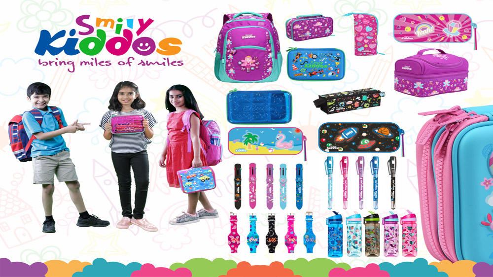 SmilyKiddos Of California To Launch In Indian Market