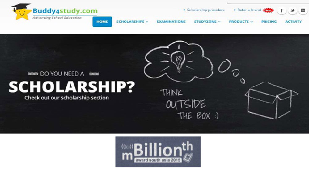 Education Catalyst Fund Again Invests In ed-tech startup Buddy4Study