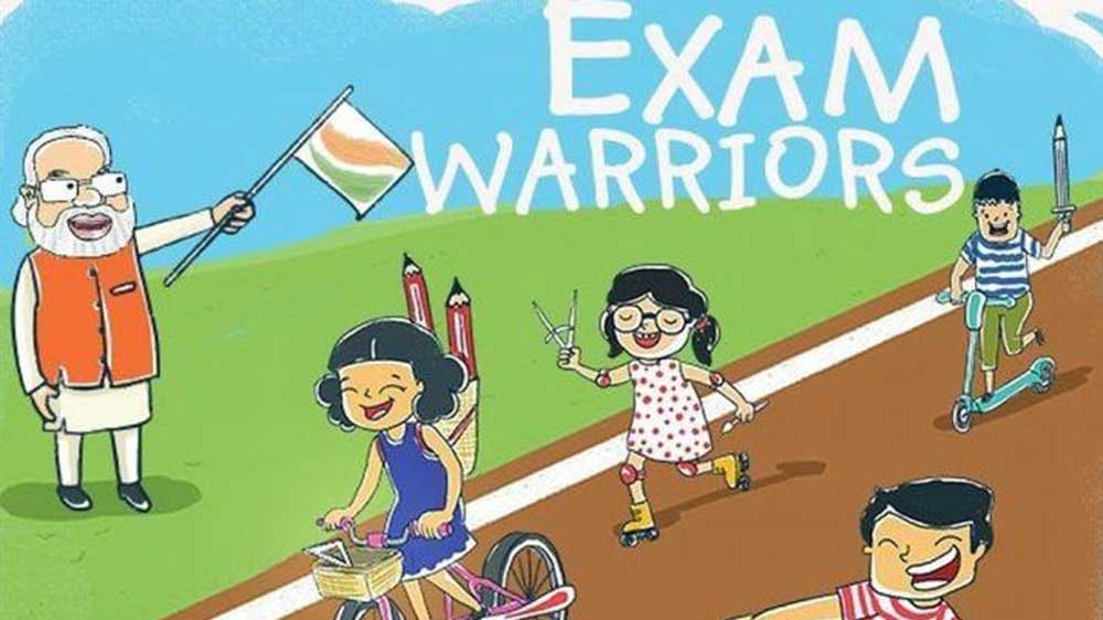 Prime Minister's book 'Exam Warriors' to be launched in Urdu translation