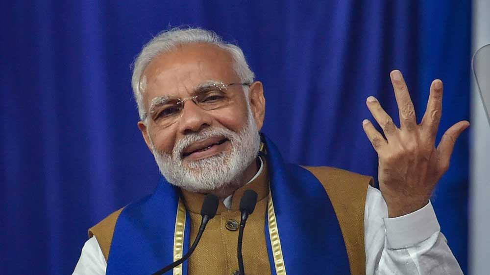 Indian universities should give emphasis on innovation: PM Modi